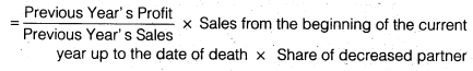 NCERT Solutions for Class 12 Accountancy Chapter 4 Reconstitution of a Partnership Firm – Retirement Death of a Partner LAQ Q4.2