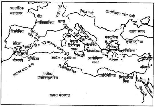 UP Board Solutions for Class 11 History Chapter 3 An Empire Across Three Continents image 1